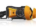Pomarańczowy Pentax Optio WG1-GPS