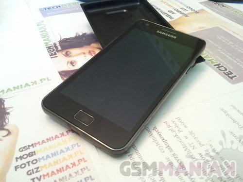 Samsung Galaxy S II / fot. gsmManiaK.pl