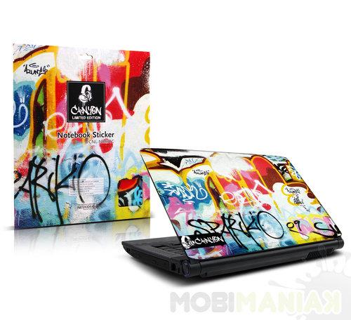Graffiti Na Laptopie Sposobem Na Wyrazenie Siebie