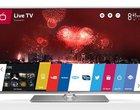 LG Smart TV 2014 najlepsze telewizory
