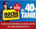 Media Expert Nocna Promocja Nocne przeceny RTV Euro AGD