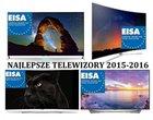 Najlepsze telewizory EISA 2015-2016