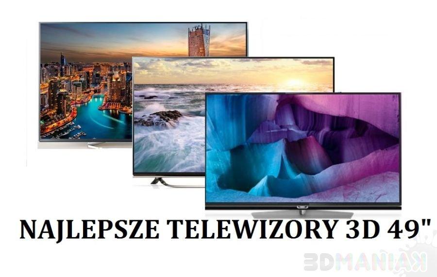 Najlepsze telewizory 49 cali