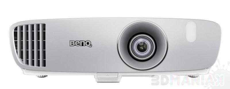 BenQ W1110 – projektor kina domowego / fot. prod.