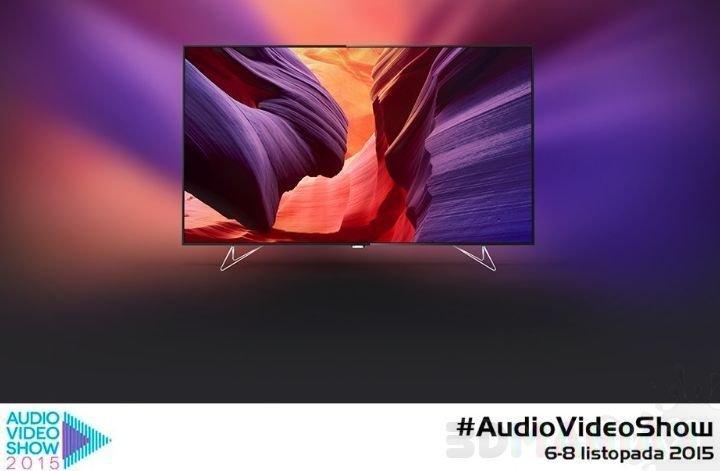 Philips AmbiLux TV z systemem Ambilight / fot. prod.