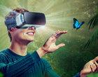 hełm VR rzeczywistość wirtualna Samsung Gear VR VR