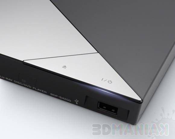 Sony BDP-S4200 / fot. Sony