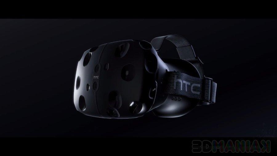 HTC Vive / fot. materiały producenta