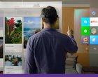 hololens Microsoft HoloLens rzeczywistość wirtualna VR