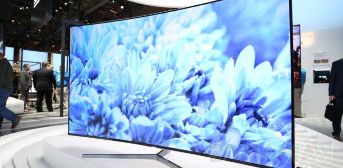 Samsung 78 SUHD TV / fot. prod.