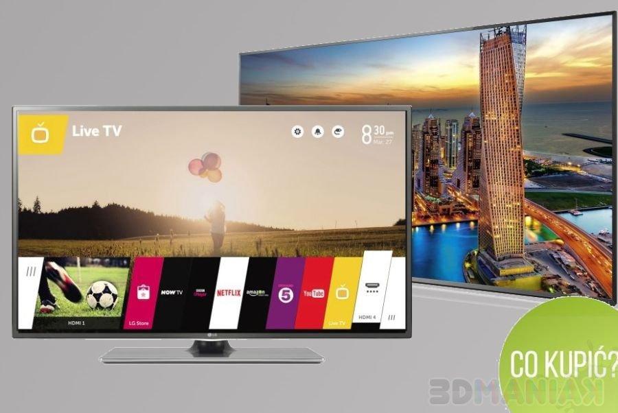 Jaki telewizor 3D do 3500 złotych wybrać?