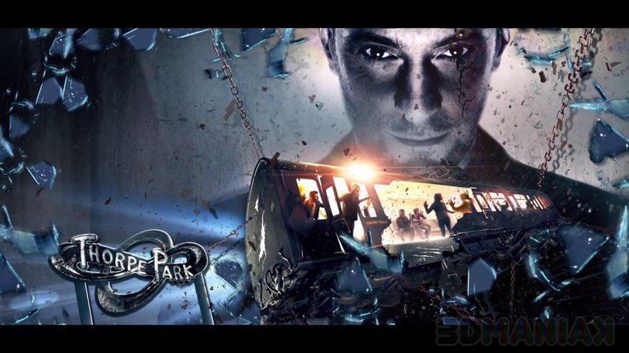 Derren Brown's Ghost Train / fot. materiały producenta