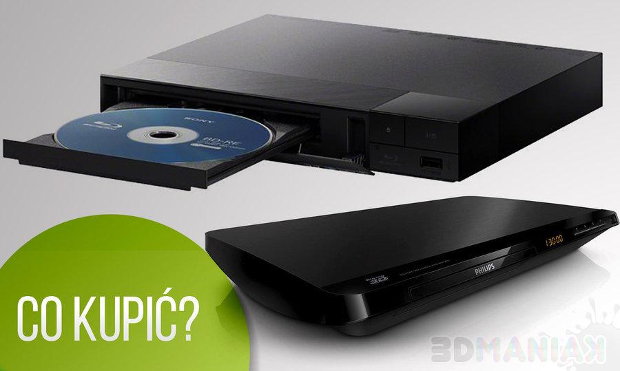 Najlepsze odtwarzacze Blu-ray 3D