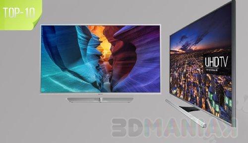 Najlepsze telewizory 3D Ultra HD