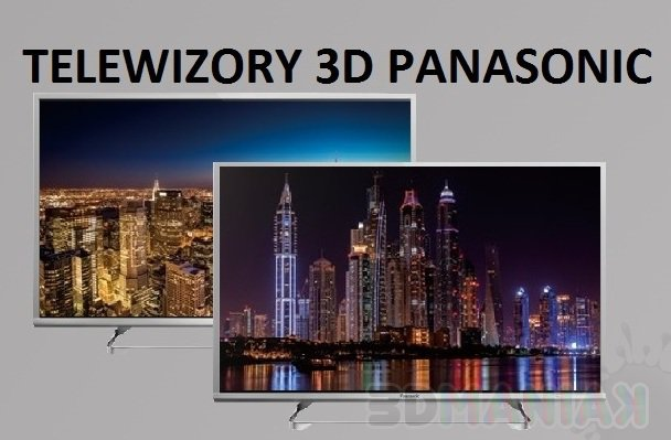 TV 3D Panasonic