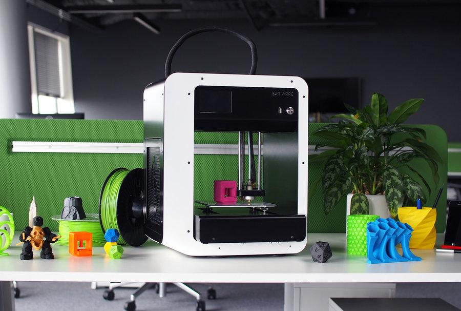 W konkursie Skriware można wygrać taką drukarkę 3D