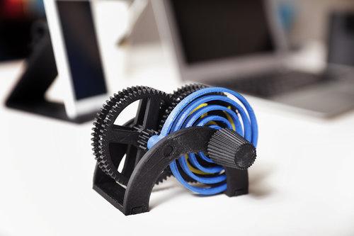 Przykładowy element wydrukowany przy użyciu sprzętu Skriware