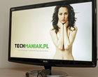 duży monitor monitor 3D monitor do filmów monitor IPS monitor zamiast telewizora