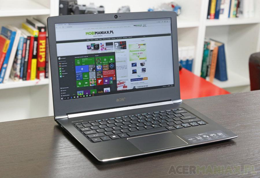 Acer Aspire S13 / fot. acerManiaK.pl
