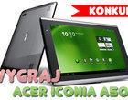 Wygraj tablet Iconia Tab A500!