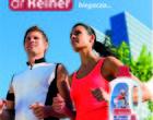 Dr Reiner - specjalny płyn, w którym wypierzesz odzież sportową