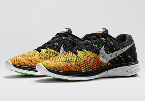 new products 7dbfd 0fe30 Nike Flyknit Lunar 3 ...