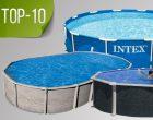 Najlepsze baseny ogrodowe. TOP-10 (lipiec 2016)