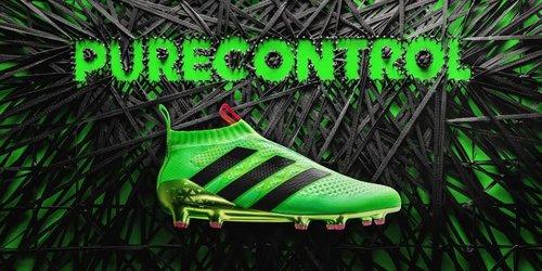 Adidas ACE16+ Purecontrol – pierwsze korki piłkarskie bez