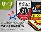 Najlepsze szkółki piłkarskie w Krakowie. TOP-10 (lipiec 2016)