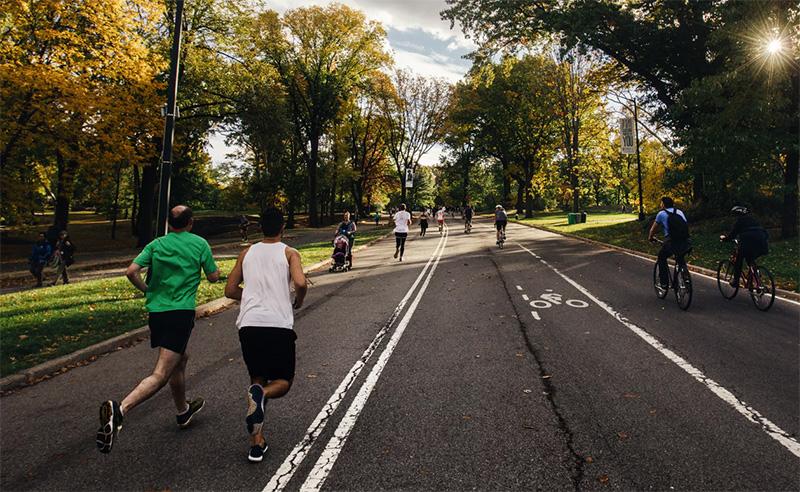 fot. bieganie, Chanan Greenblatt