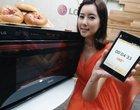 LG Lightwave Oven Smartfon