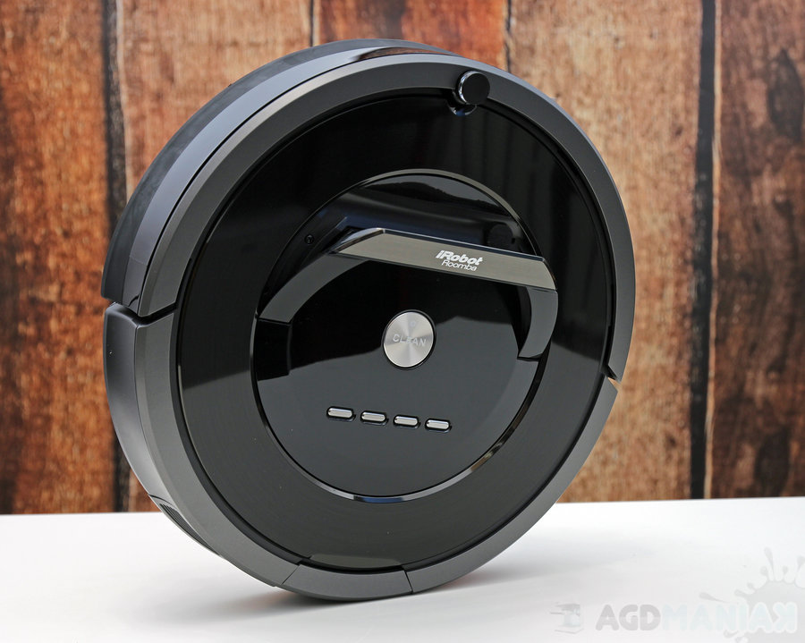iRobot Roomba 880 / fot. agdManiaK.pl