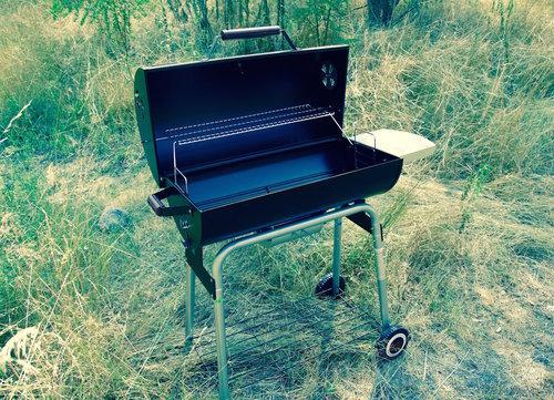 Landmann Holzkohlegrill Black Taurus 660 : Test landmann black taurus 660. to może być ostatni grill w twoim