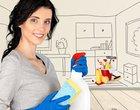 automatyczny odkurzacz cichy odkurzacz Mop parowy myjka ciśnieniowa robot sprzątający