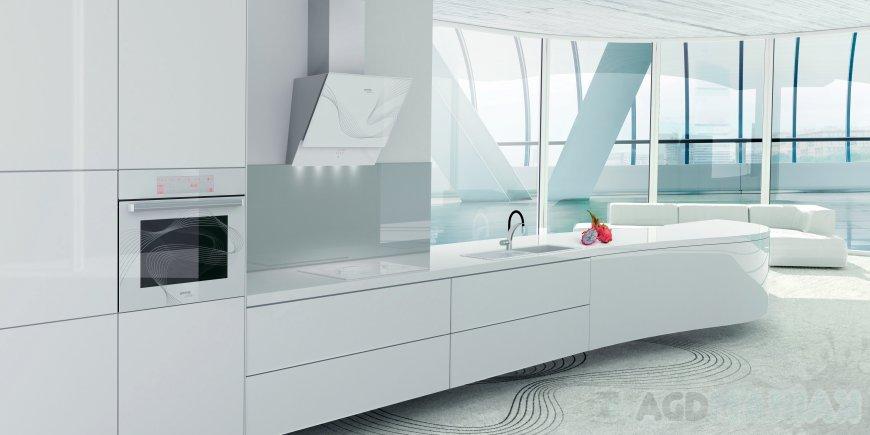 Kuchnia Gorenje cała na biało
