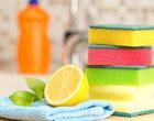 domowe środki czystości ekonomiczne środki czystości sprawdzone sposoby na zabrudzenia środki czystości bez chemii