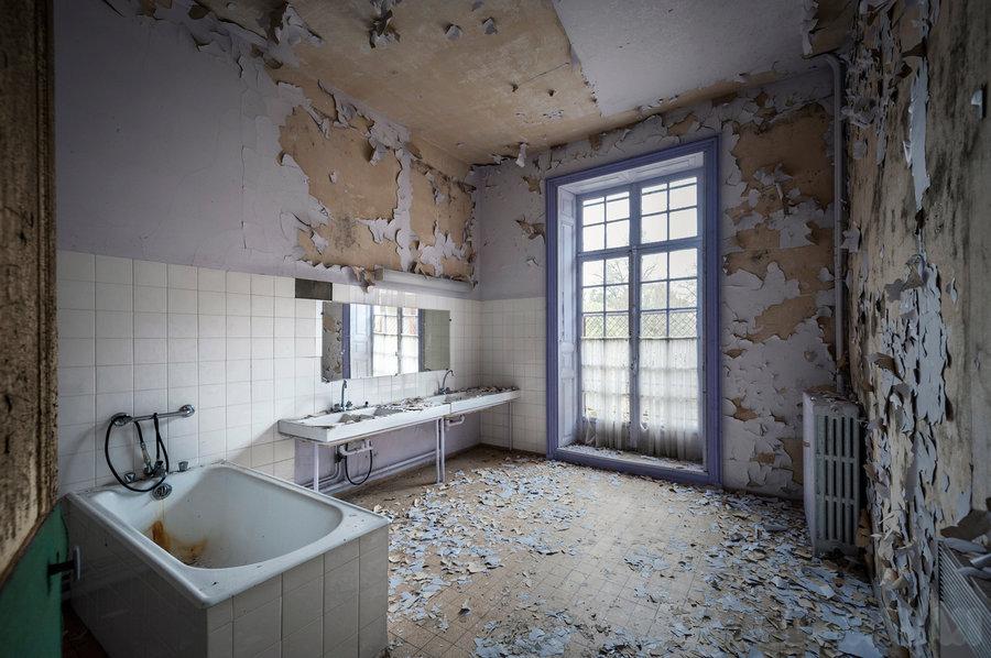 O łazienkę trzeba zadbać - inaczej przysporzy nam samych kłopotów /Fot. Vincent Ferron, Flickr.com, CC