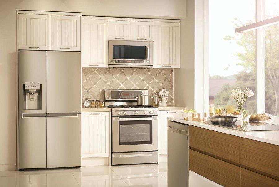 Nowe lodówki LG idealne do każdej kuchni