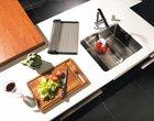 Akcesoria kuchenne Franke - zawsze gotowe do pracy
