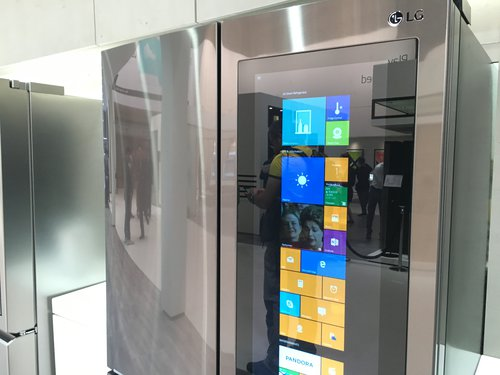 Lodówka z Windowsem to teraźniejszość, nie przyszłość