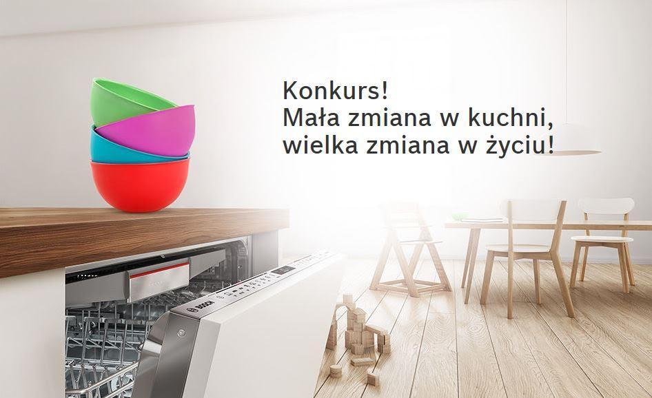 Bosh startuje z konkursem! / fot. informacje prasowe