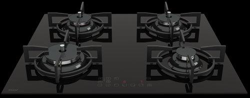 Solgaz GNC 4 AUTO płyta z czujnikami gotowania