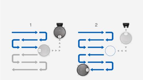 DR95 określa optymalną ścieżkę dla dokładnego pokrycia / fot. informacje prasowe