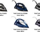 Tefal prezentuje nowe żelazka i generatory pary