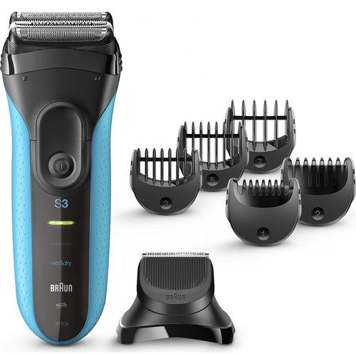 Golarka Braun Series 3 Shave & Style 3010 BT / fot. Braun