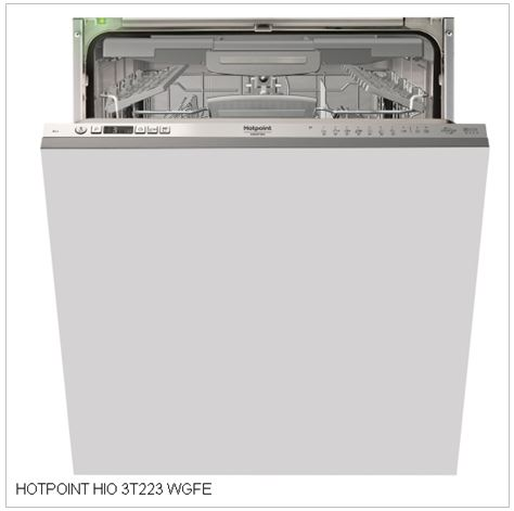 Zmywarka HOTPOINT HIO 3T223 WGFE