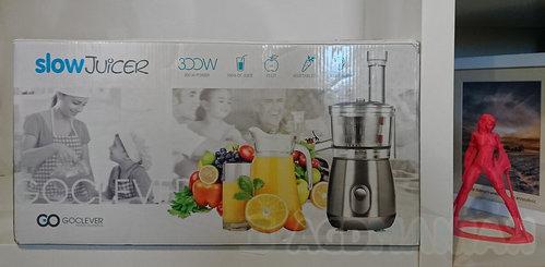 Goclever Slow Juicer / fot. agdManiaK.pl