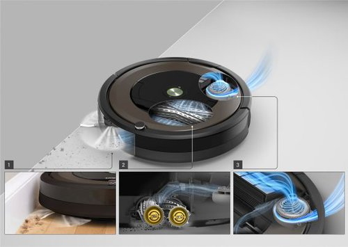 iRobot Roomba 896 / fot. informacje prasowe