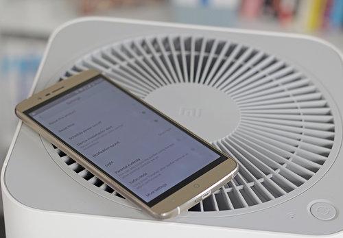 Xiaomi Mi Air Purifier 2 / fot. agdManiaK