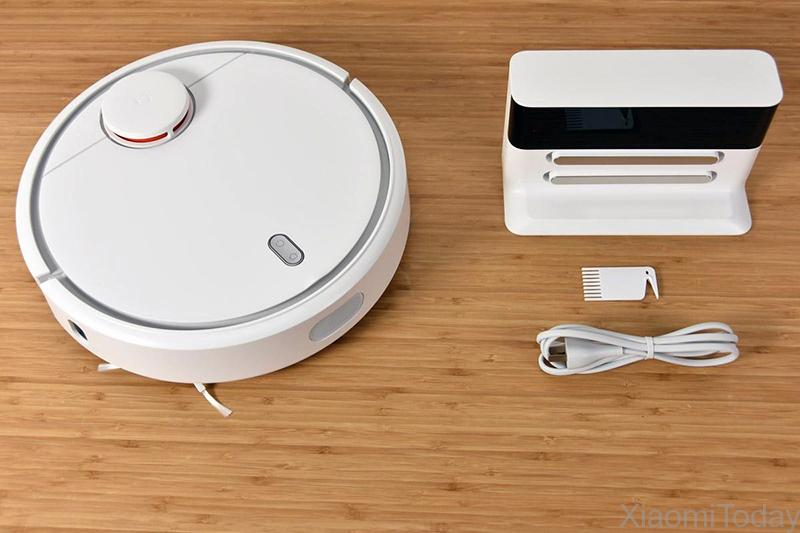 Xiaomi Mi Robot Vacuum/ fot. XiaomiToday